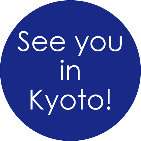 See you in Kyoto!